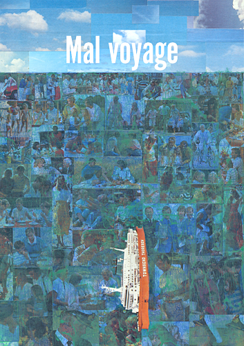 Mal voyage, a memorial of the sinking of the Herald of Free Enterprise created by pop artist Trevor Heath
