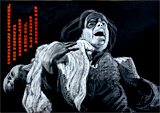 Battleship Potemkin poster painted by artist Trevor Heath