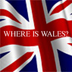 Where's Wales?, an image created by pop artist Trevor Heath